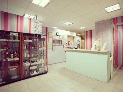 Centro estetico e dimagrimento a Carmagnola - Torino, via Sommariva - salone
