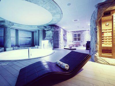 SPA, centro benessere, sauna e bagno turco a Roreto di Cherasco, vicino a Bra, Cuneo