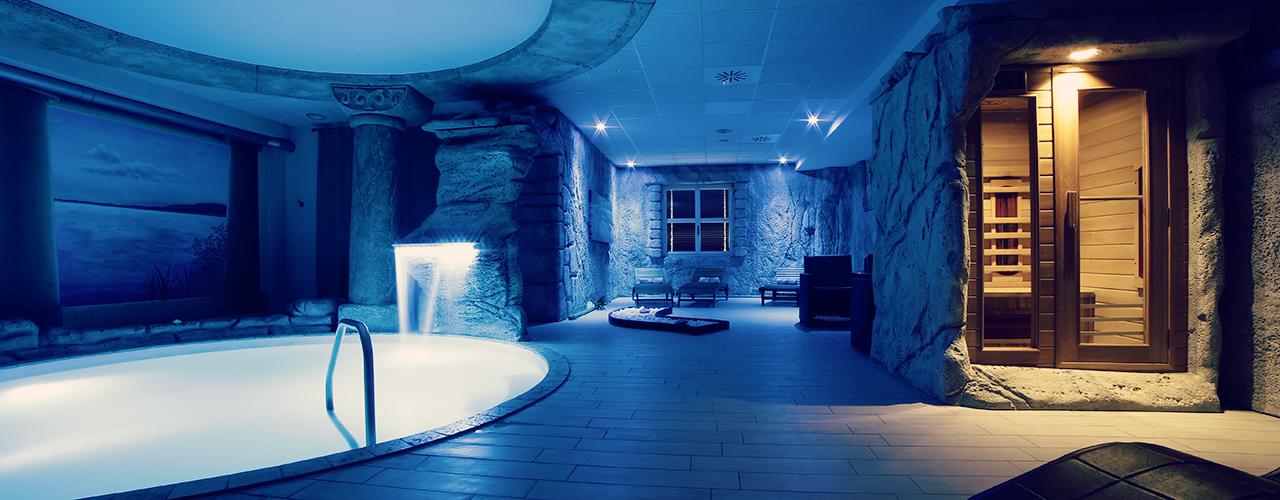 SPA, centro benessere, sauna e bagno turco a Bra, a Roreto di Cherasco (Cuneo)