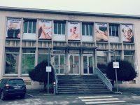 Centro estetico e dimagrimento a Pinerolo, via Saluzzo - facciata esterna