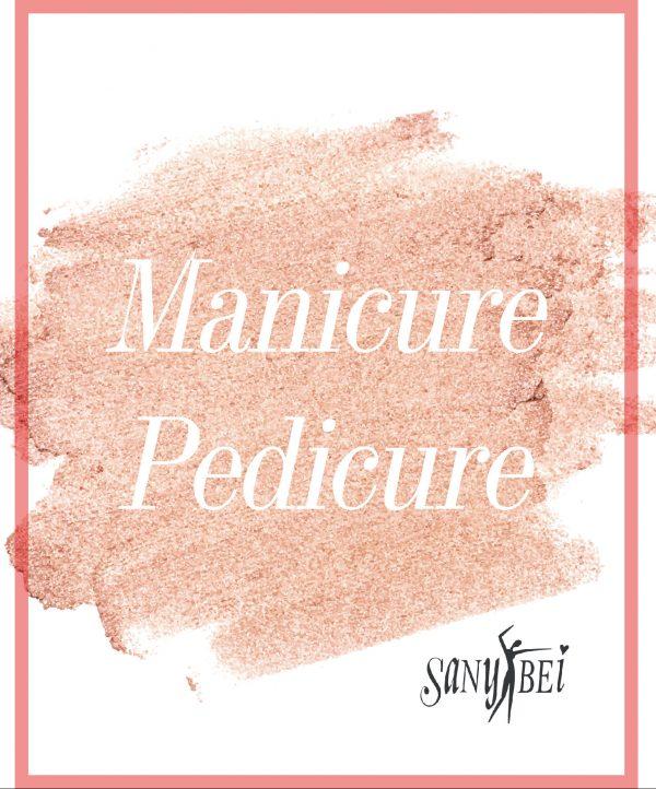 Manicure -Pedicure